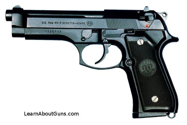 Beretta 92 / Beretta M9
