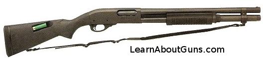 Remington 870 XCS Marine Magnum