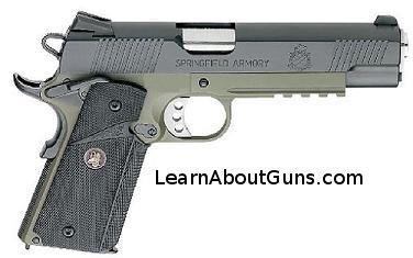 Springfield 1911 Pistol
