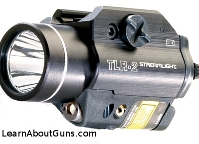 Streamlight TLR 2 Tactical Light and Laser Combination
