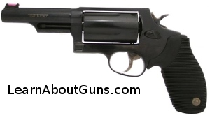 The Taurus Judge - a revolver